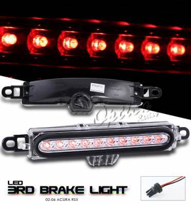 Headlights & Tail Lights - Third Brake Lights