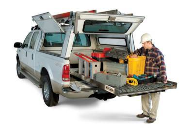 SUV Truck Accessories - Cargo Sliders