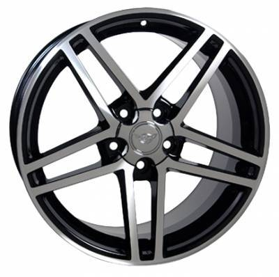 Wheels - GM 4 Wheel Package