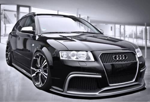 2008 Audi A6 Body Kit