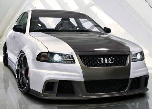 2006 Audi S4 Body Kit