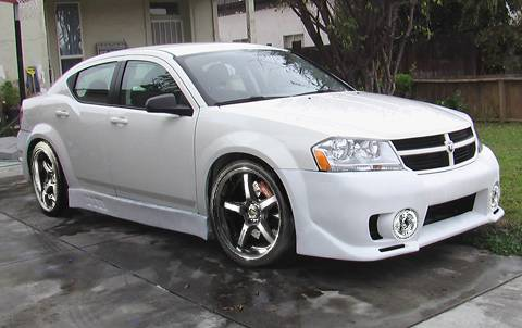 Shop For Dodge Avenger Body Kits And Car Parts On Bodykits Com