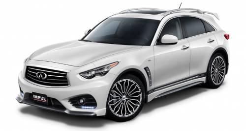 Shop For Infiniti Fx35 Body Kits And Car Parts On Bodykits