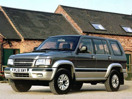 Isuzu - Trooper