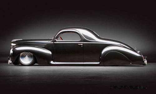 Lincoln - Zephyr