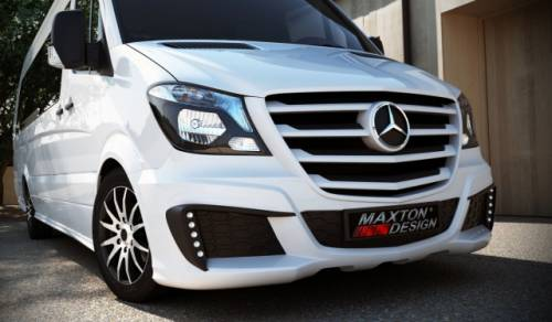 Shop For Mercedes Sprinter Body Kits And Car Parts On