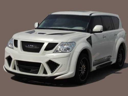 Shop For Nissan Pathfinder Body Kits And Car Parts On