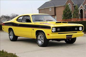 Plymouth - Duster