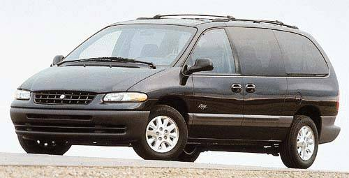 Plymouth - Grand Voyager