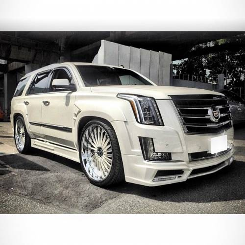 Shop for Cadillac Escalade Body Kits and Car Parts on