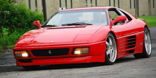 shop for ferrari 348 body kits and car parts on. Black Bedroom Furniture Sets. Home Design Ideas