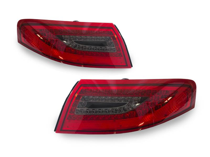 Porsche 911 996 Chis Depo Red Smoke Led Tail Lights