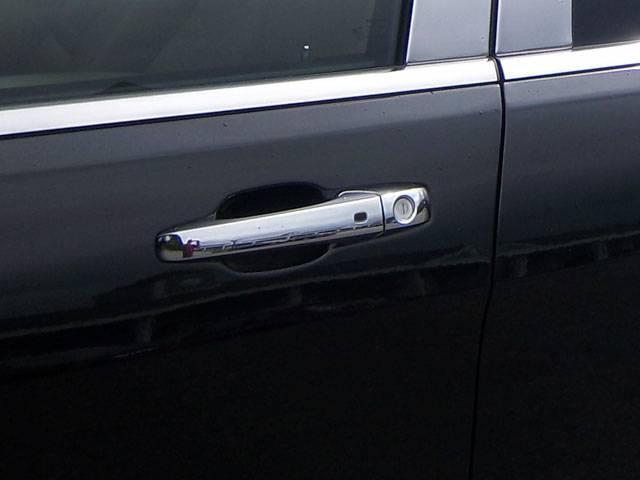 FOR 2011 2012 2013 2014 Dodge Durango Chrome 4 door handle Covers with smart key