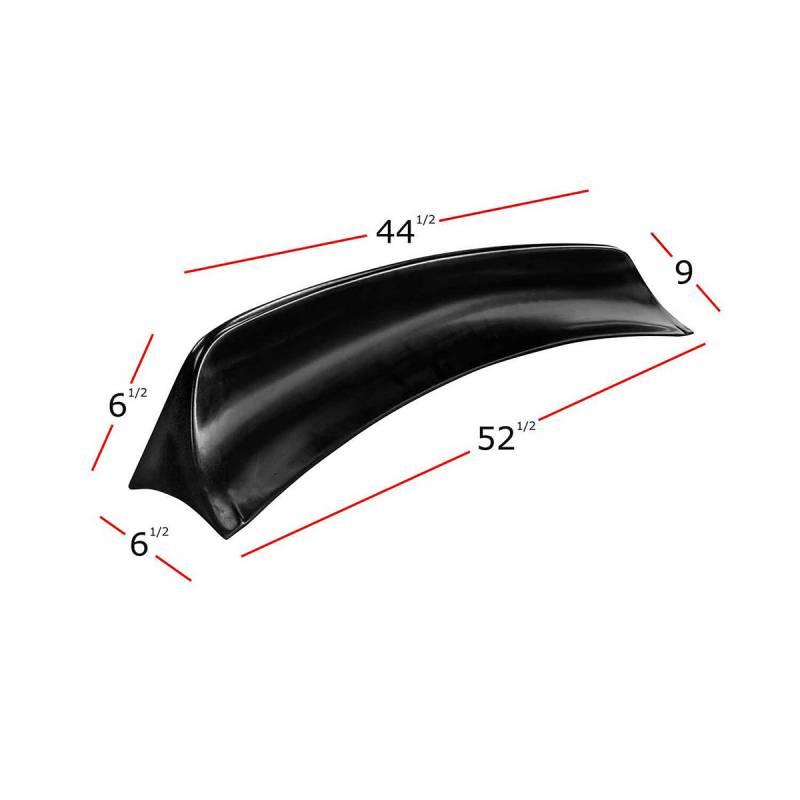 Lexus SC Duckbill Style KBD Urethane Body Kit-Wing/Spoiler