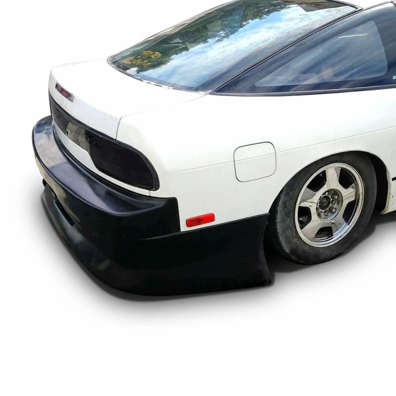 89-94 Fits Nissan 240SX Bsport 2 Style KBD Urethane Side Skirts Body Kit 37-6057