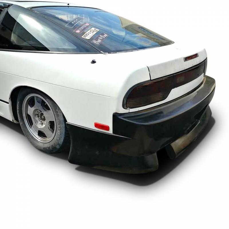 Nissan 240SX Bsport 2 Style KBD Urethane Rear Body Kit Bumper 37-6058
