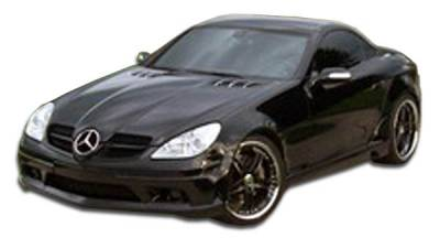 Mercedes-Benz SLK Duraflex CR-S Side Skirts Rocker Panels - 4 Piece - 105091