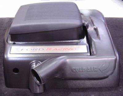 CDC - Ford Mustang CDC Shaker Hood System - 0511-7001-01
