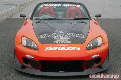 Chargespeed - Honda S2000 Chargespeed Wide Body Super GT Front Bumper - CS330FBW