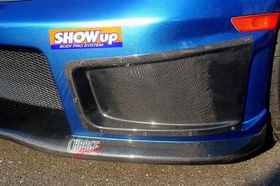 Chargespeed - Infiniti G35 2DR Chargespeed Under Cowl for Front Bumper - CS695UWC