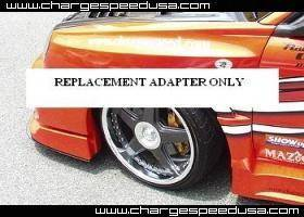 Chargespeed - Subaru Impreza Chargespeed Replacement Side Skirt Cover - Pair - CS978SSW1