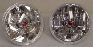 CPC - Ford Mustang CPC Halogen Headlight - ELE-658-604