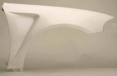Custom - F1 Style Fenders for Galant