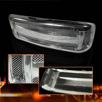 Custom Disco - Ford F150 Custom Disco Billet Grille - 1PC - HBG-F150971PC