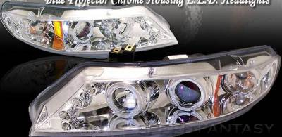 Custom - Twin Halo Pro Headlights