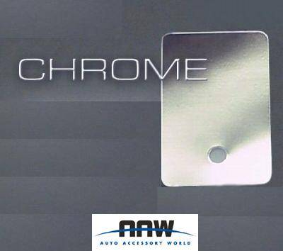 Custom - Chrome Dash Trim Kit