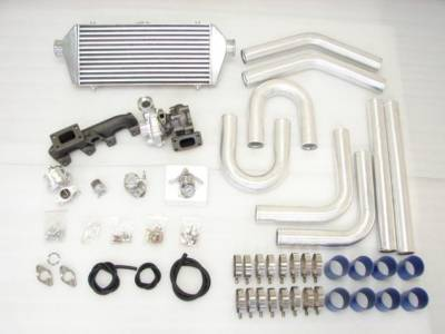 Custom - 2.2L t3 custm turbo charger kit
