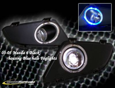 Custom - Angel Eyes Fog Lights