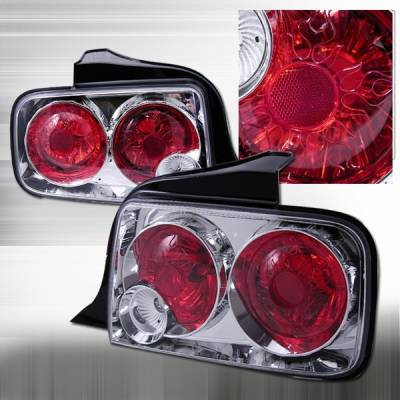 Custom Disco - Ford Mustang Custom Disco Taillights - LT-MST05-YD