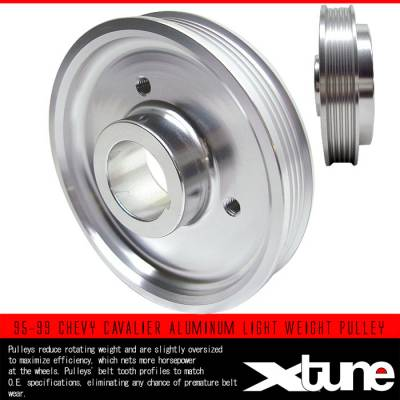 Custom - 2.4L LIGHT WEIGHT PULLEY