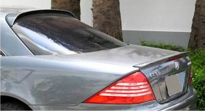 Custom - Lip & Roof Spoiler