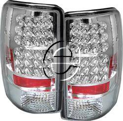 Custom - Chrome LED Taillights