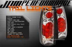 Custom - Chrome Altezza Taillights