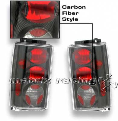 Custom - Carbon Altezza Taillights