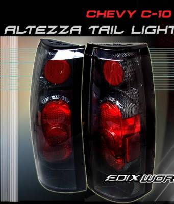 Custom - G-2 Carbon Altezza Taillights