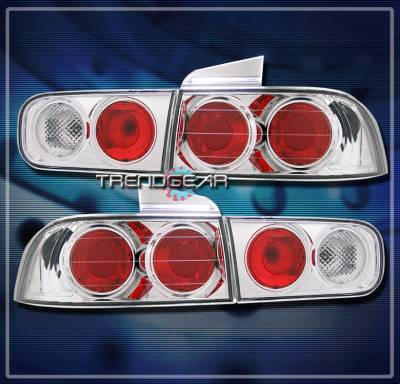 Custom - Chrome Euro Altezza Taillights