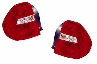 Custom - Euro Red Taillights
