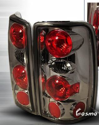 Custom - Smoke Taillights