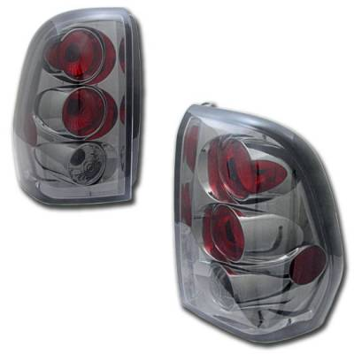 Custom - Euro Smoke Taillights