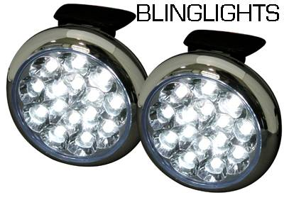 Custom - LED Fog Lights White - Universal