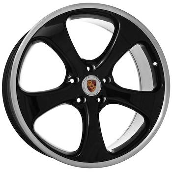 EuroT - 22 Inch Type 130 - 4 Wheel Set