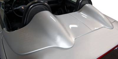 Porsche Boxster Duraflex Maston Tonneau Boot Cover - 1 Piece - 105876