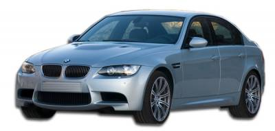 Extreme Dimensions 16 - BMW 3 Series 4DR Duraflex M3 Look Body Kit - 4 Piece - 106080
