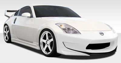 Xenon - Nissan 350Z Duraflex AM-S GT Body Kit - 4 Piece - 108183