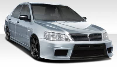 Extreme Dimensions 16 - Mitsubishi Lancer Duraflex Evo X Look Body Kit - 4 Piece - 108199