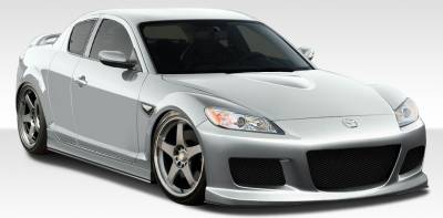 Mazda RX-8 Duraflex M-1 Speed Body Kit - 4 Piece - 108513